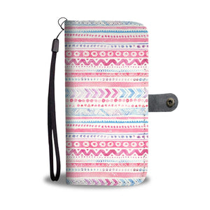 Luxury Pink- Cotton Candy Wallet Case Wallet Case
