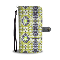 Traditional Lime Green Wallet Case Wallet Case