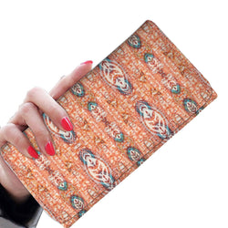 Orange Blossom Women's Wallet Womens Wallet