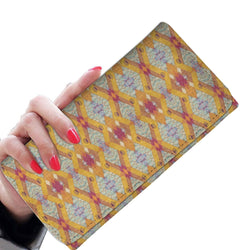 Yellow Diamond Women's Wallet Womens Wallet