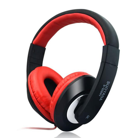 Stereo Earphone Headband PC Notebook Gaming Headset Microphone