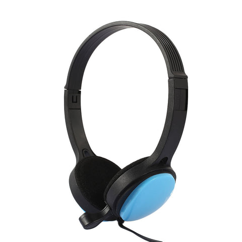Gaming Headset Earphone Fashion Noise Reduction Computer Headphone Wired Stereo Over-Ear Game