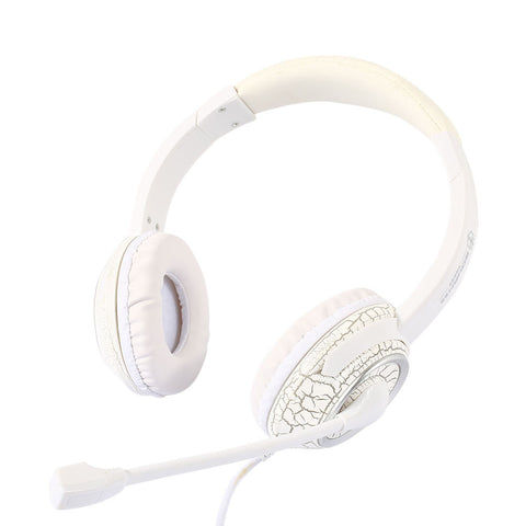 Gaming Headset Headphone Fashion Notebook Noise Reduction Earphone Surround Stereo Computer Laptop