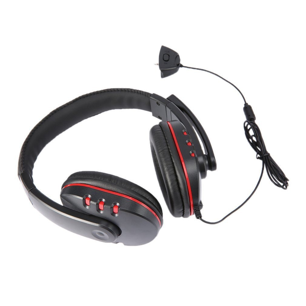 Headset Headphone with Mircophone Xbox360 Gaming Headsets Wired Controller
