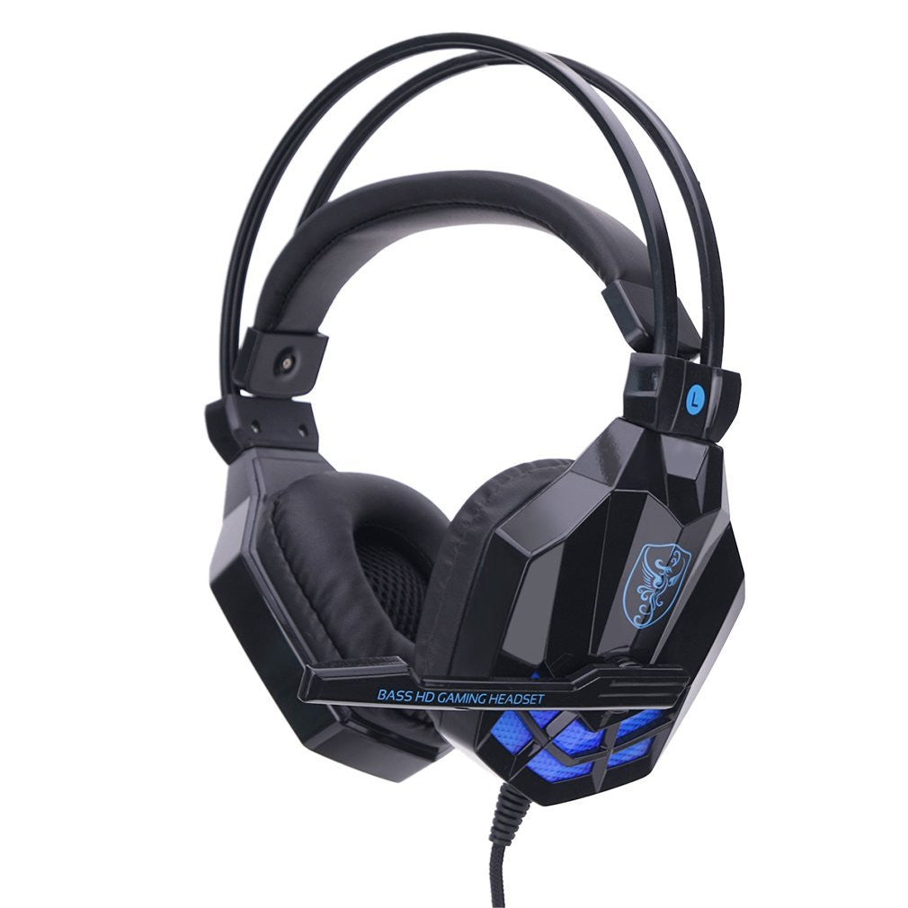 SY850MV Fashionable Design Gaming Headsets Wired Noise Cancelling Headphone