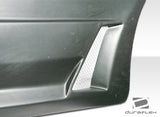 Duraflex Cyber Rear Bumper Cover - 1 Piece for 2002-2006 Nissan Altima  #104899