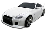 Fits 2003-2008 Nissan 350Z Z33 Duraflex R35 Side Skirts Rocker Panels - 2 Piece  #106030