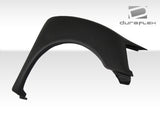 "Fits 2004-2015 Nissan Titan Duraflex 4"" Off Road Bulge Front Fenders - 2 Piece #106473"