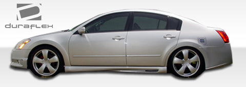Fits 2004-2008 Nissan Maxima Duraflex VIP Side Skirts Rocker Panels - 2 Piece  #100594