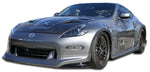Fits 2009-2012 Nissan 370Z Z34 Duraflex N-1 Front Lip Under Spoiler Air Dam #105903
