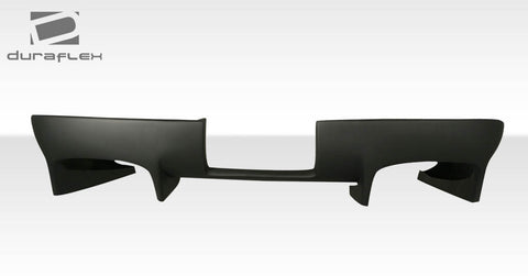 Fits 1990-1996 Nissan 300ZX Z32 2+2 Duraflex Vader Rear Lip Under Spoiler Air Dam #100973