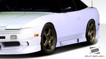 Fits 1989-1994 Nissan 240SX S13 Duraflex GT-1 Side Skirts Rocker Panels  #107820
