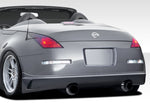 Fits 2003-2008 Nissan 350Z Z33 Duraflex J-Spec Rear Lip Under Spoiler Air Dam #107831