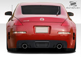 Duraflex C-Speed Rear Bumper Cover - 1Pc for 2003-2008 Nissan 350Z Z33  #108082