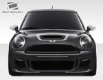 For 07-14 Mini Cooper Duraflex R55 R56 R57 R58 R59 DL-R Front Bumper Cover 3pc #108445