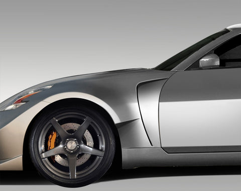 Duraflex 370Z AM-S Conversion Front Fenders for 2003-2008 Nissan 350Z   #108769