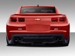 Duraflex ZL1 Look Rear Bumper Cover 1Pc for 2010-2013 Chevrolet Camaro   #109021