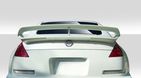 Duraflex N-3 Trunk Wing Spoiler for 2003-2008 Nissan 350Z Z33 2DR Coupe  #109295