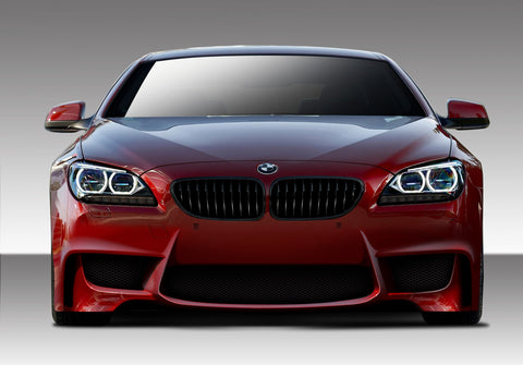 Fits 2011-2019 BMW 6 Series F06 F12 F13 Duraflex 1M Look Front Bumper Cover  #109310