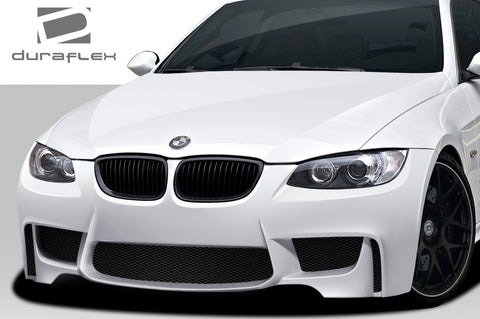 For 07-10 BMW 3 Series E92 2dr E93 Convertible Duraflex 1M Look Front Bumper Cover #109529