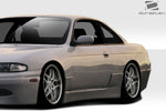 Fits 1995-1998 Nissan 240SX S14 Duraflex Supercool Side Skirt Rocker Panels  #109989