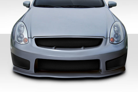 Duraflex C-Spec Front Bumper - 1Pc for 2003-2007 Infiniti G Coupe G35  #112780