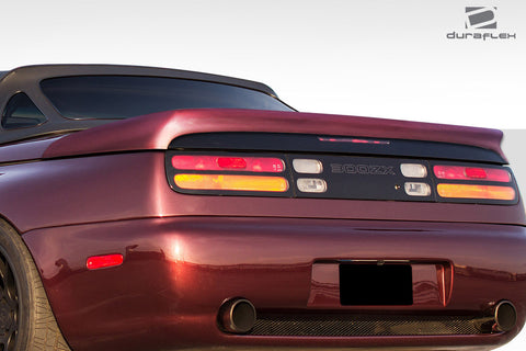 Fits 1990-1996 Nissan 300ZX Z32 Duraflex Twin Turbo Look Wing Spoiler - 1 Piece  #112785