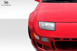 Fits 1990-1996 Nissan 300ZX Z32 2dr coupe PM-Z Fender Flares Complete Kit - 9 Piece #112867