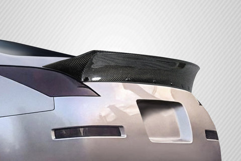 For 2003-2008 Fits Nissan 350Z RBS Carbon Fiber Rear Wing Spoiler! #112986