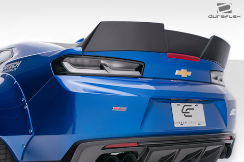 Duraflex Grid Rear Wing Spoiler 1 Piece for Camaro Chevrolet 2016-2020   #113020