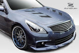 For 2007-2013 Infiniti G Sedan G25 G35 G37 / Q40  Duraflex AM-S Hood - 1Pc  #113360