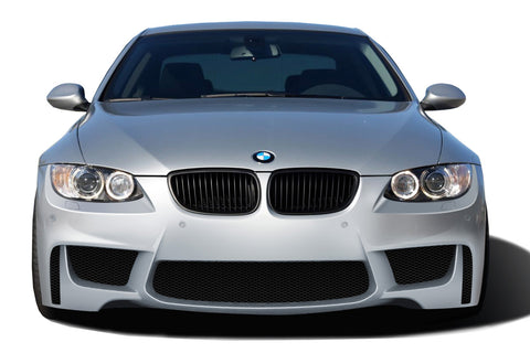 For 07-10 BMW 3 Series E92 2dr Convertible  Couture 1M Look Front Bumper Cover  #113375