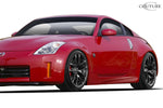 For 2003-2008 Nissan 350Z Z33  Couture Urethane AMS GT Side Skirts - 2 Piece 113792
