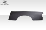 Fits 1989-1994 Nissan 240SX S13 2DR Duraflex RBS V1 30mm Rear Fenders - 2 Piece #113868