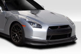 Duraflex C1 Front Lip Under Spoiler Air Dam 1Pc for 2009-2011 GT-R R35  #114759