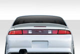 Fits 1995-1998  240SX S14 Duraflex Supercool Wing Trunk Lid Spoiler -1Pc #114853