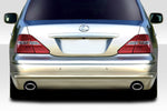 Fits 2001-03 Lexus LS Series LS430 Duraflex W-1 Rear Lip Under Spoiler  #114935