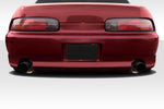 For 1992-2000 Lexus SC Series SC300 SC400 Duraflex AC Rear Bumper - 1Pc  #114954