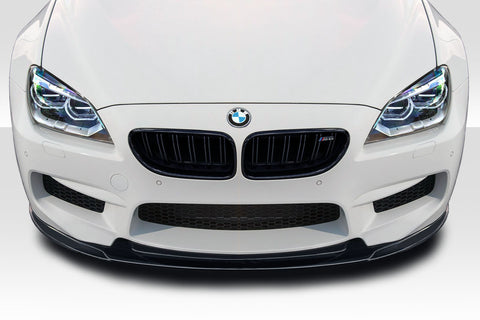 Fits 12-19 BMW M6 F06 F12 F13 Carbon Fiber AF-1 Front  Lip Under Spoiler #115055