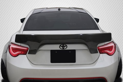 For 13-20 Scion FR-S Toyota Carbon Creations GT500 Wing Trunk Lid Spoiler 115121