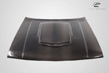 Fits 2008-2020 Dodge Challenger Carbon Creations TA Look Hood - 1 Piece  #115127