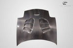 Fits 1993-1997 Mazda RX-7 Carbon Fiber Creations Scooter Hood - 1 Piece  #115129