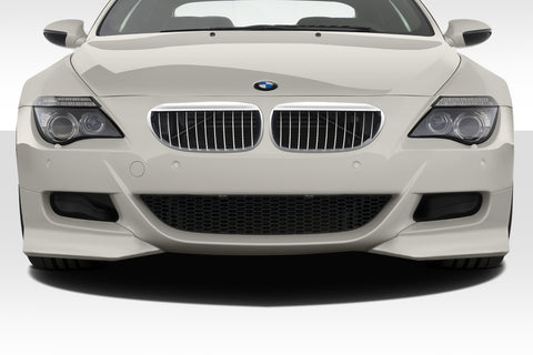 Duraflex M Performance Look Front Add Ons  fits 2006-2010 BMW M6 E63 E64 #115162
