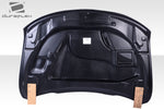 Fits 2011-2020 Jeep Grand Cherokee Duraflex Hellcat Look Hood  #115219
