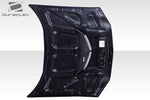 Duraflex ZL1 Version 2 Hood - 1 Piece for 1998-2002 Chevrolet Camaro  #115234