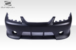 Duraflex R Spec Front Bumper - 1 Piece for 1999-2004 Ford Mustang  #115266