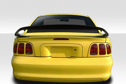 Fits 1994-1998 Ford Mustang Duraflex GT350 Look Rear Wing Spoiler - 2 Piece #115417