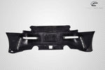 For 2003-2008 Nissan 350Z Z33 Carbon Creations N4 Rear Bumper Cover - 1 Piece 115459