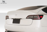 For 2018-2020 Tesla Model 3 Duraflex GT Concept Rear Wing Spoiler - 1 Piece  #115471