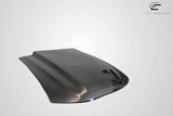 For 1999- 2004 Ford Mustang  Carbon Creations Cowl Hood 1Piece Carbon Fiber  #115529